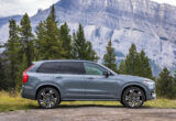 new model and performance volvo xc90 2022