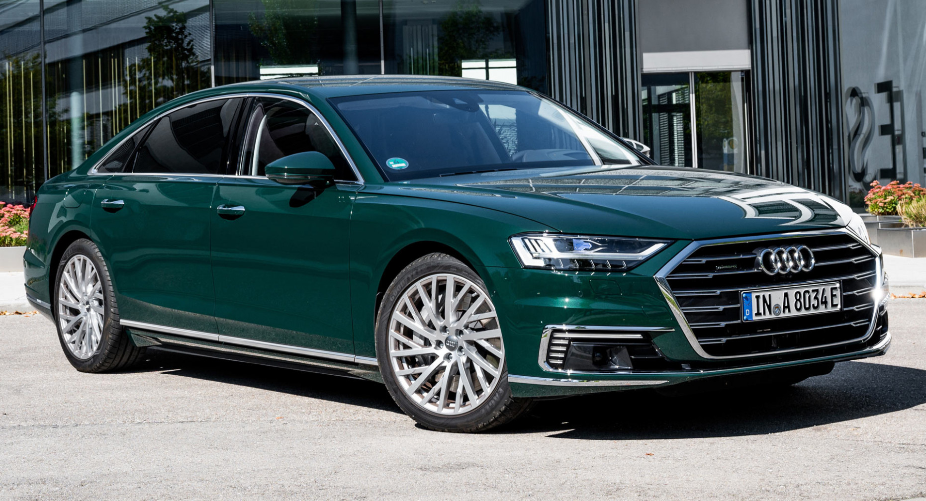 Prices 2022 Audi A8