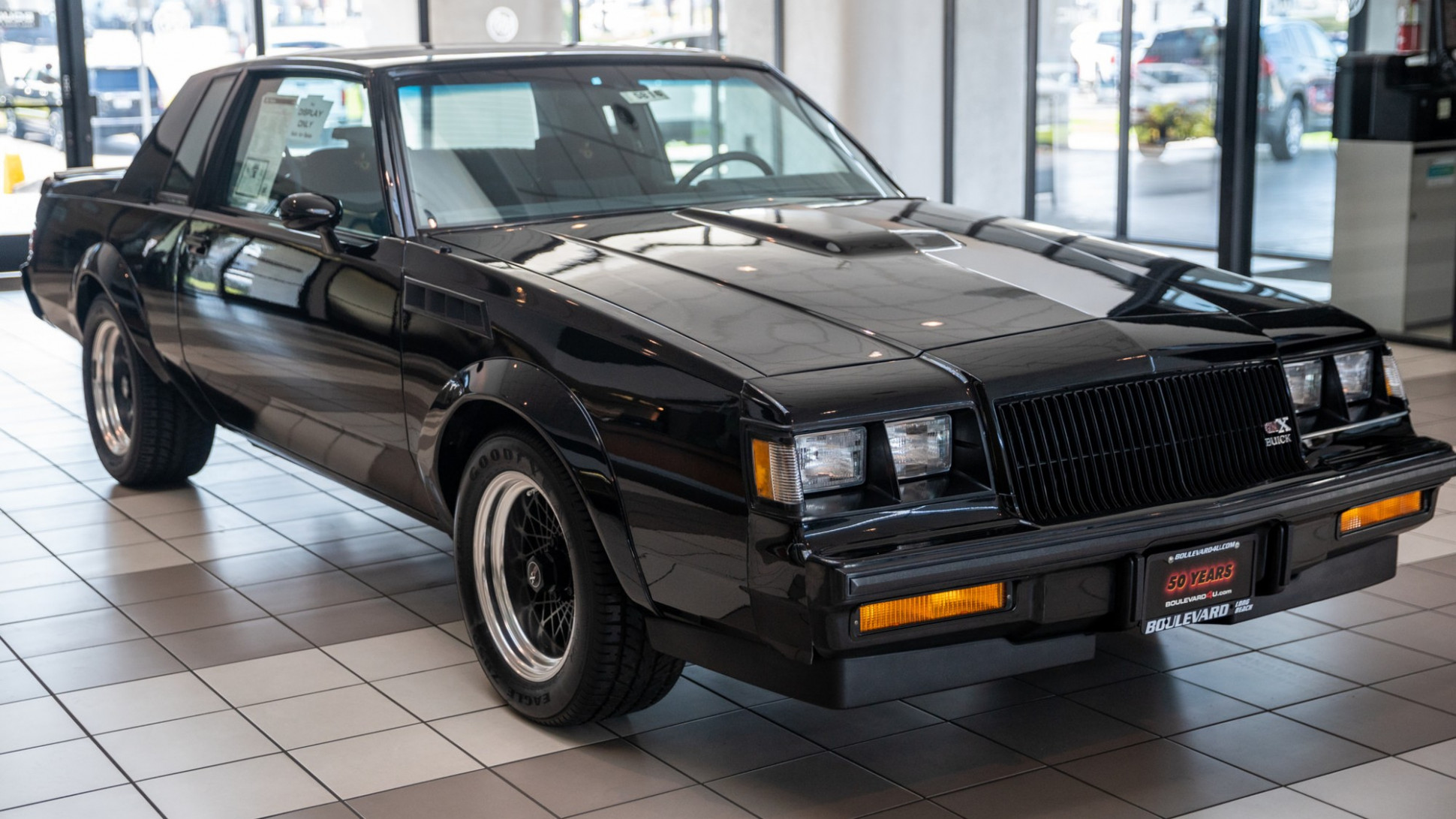 First Drive 2022 Buick Grand National