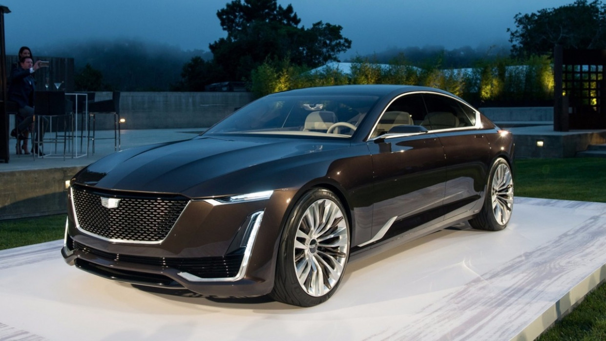 New Model and Performance 2022 Cadillac Dts