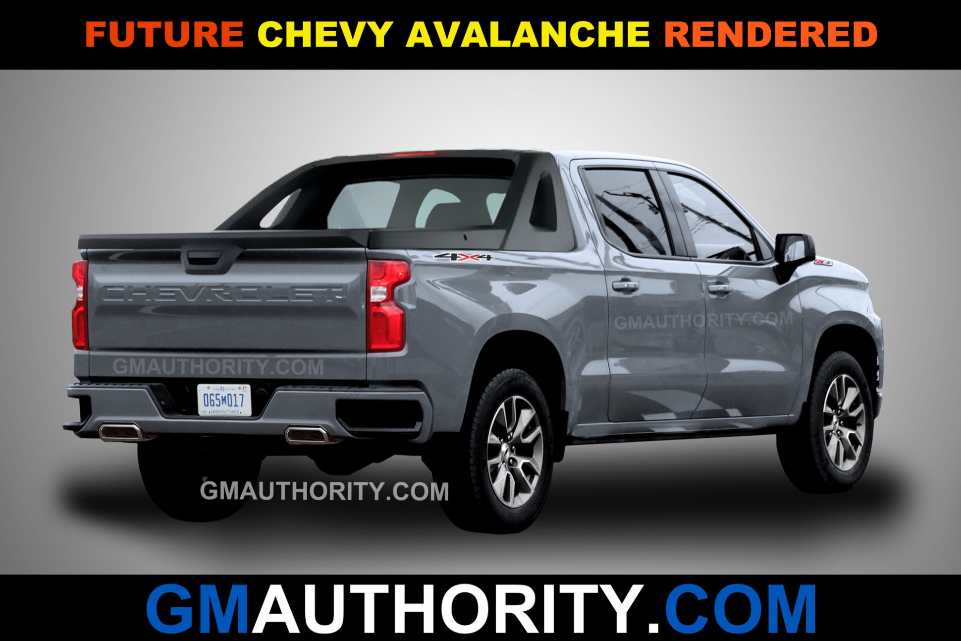 Release 2022 Chevy Avalanche