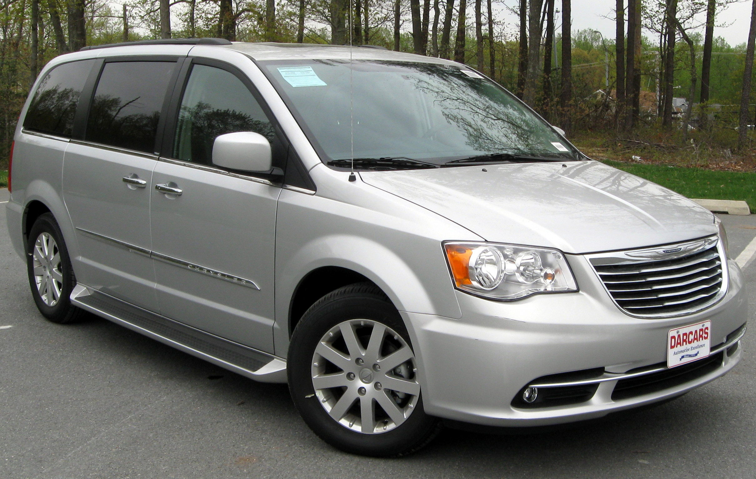 Ratings 2022 Chrysler Town Country
