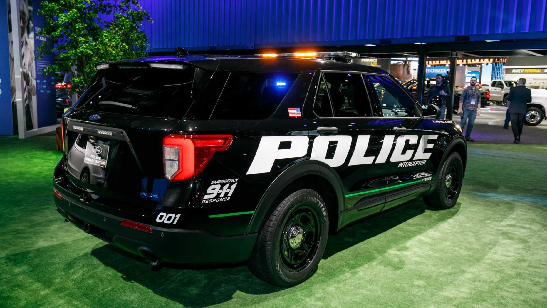 Images 2022 Ford Police Interceptor Utility Specs