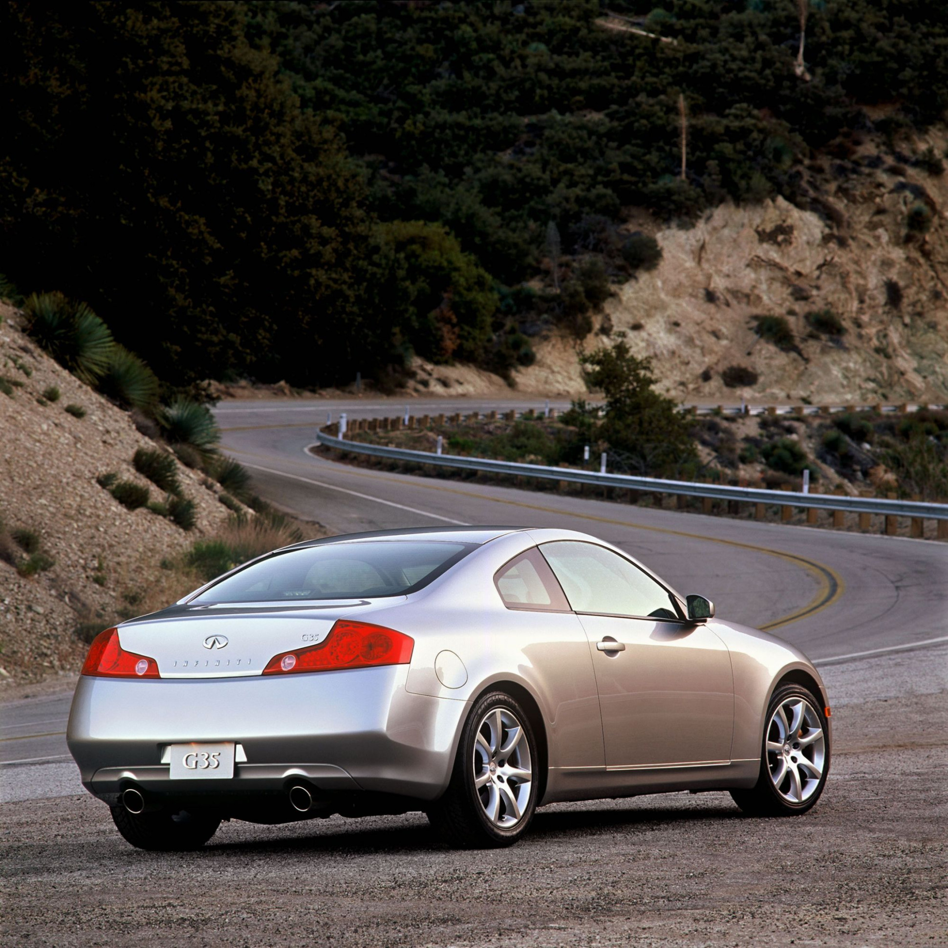 Spy Shoot 2022 Infiniti G35