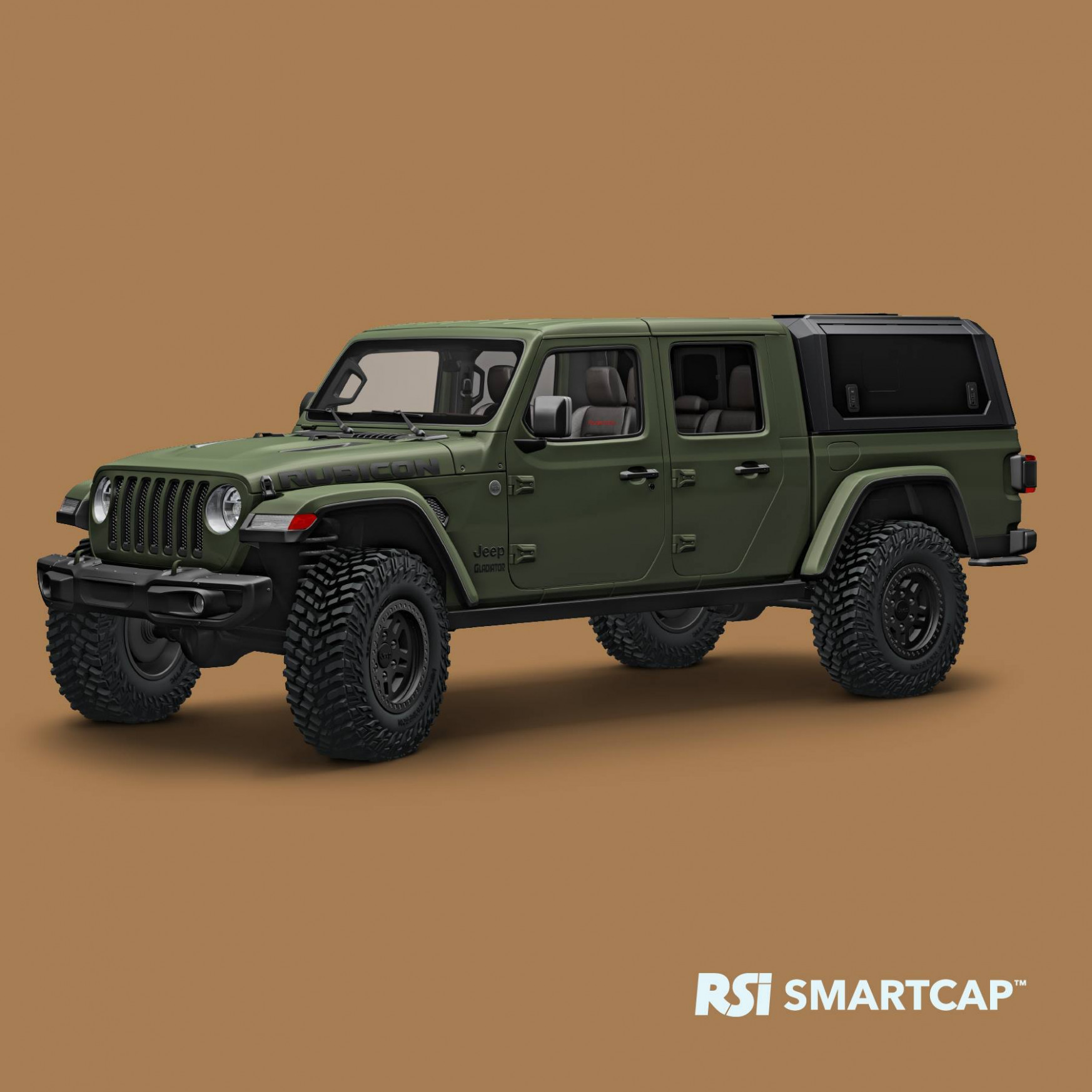 Overview 2022 Jeep Gladiator Overall Length