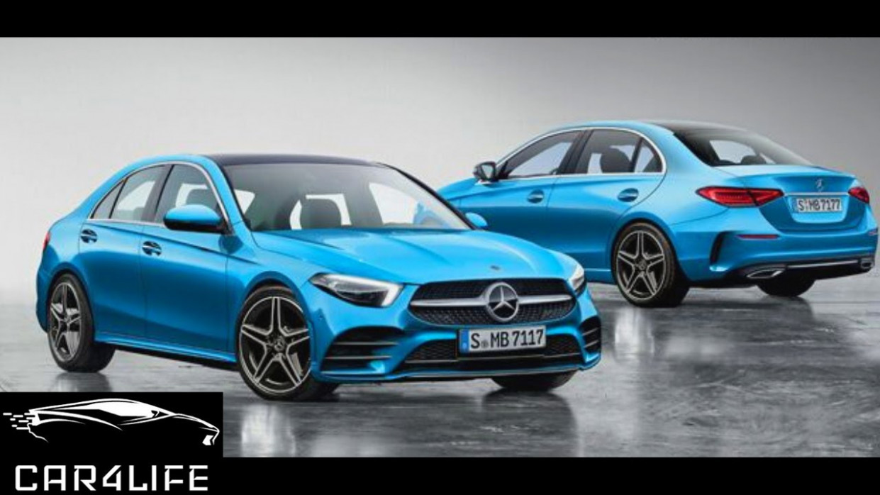 New Model and Performance 2022 Mercedes-Benz C-Class