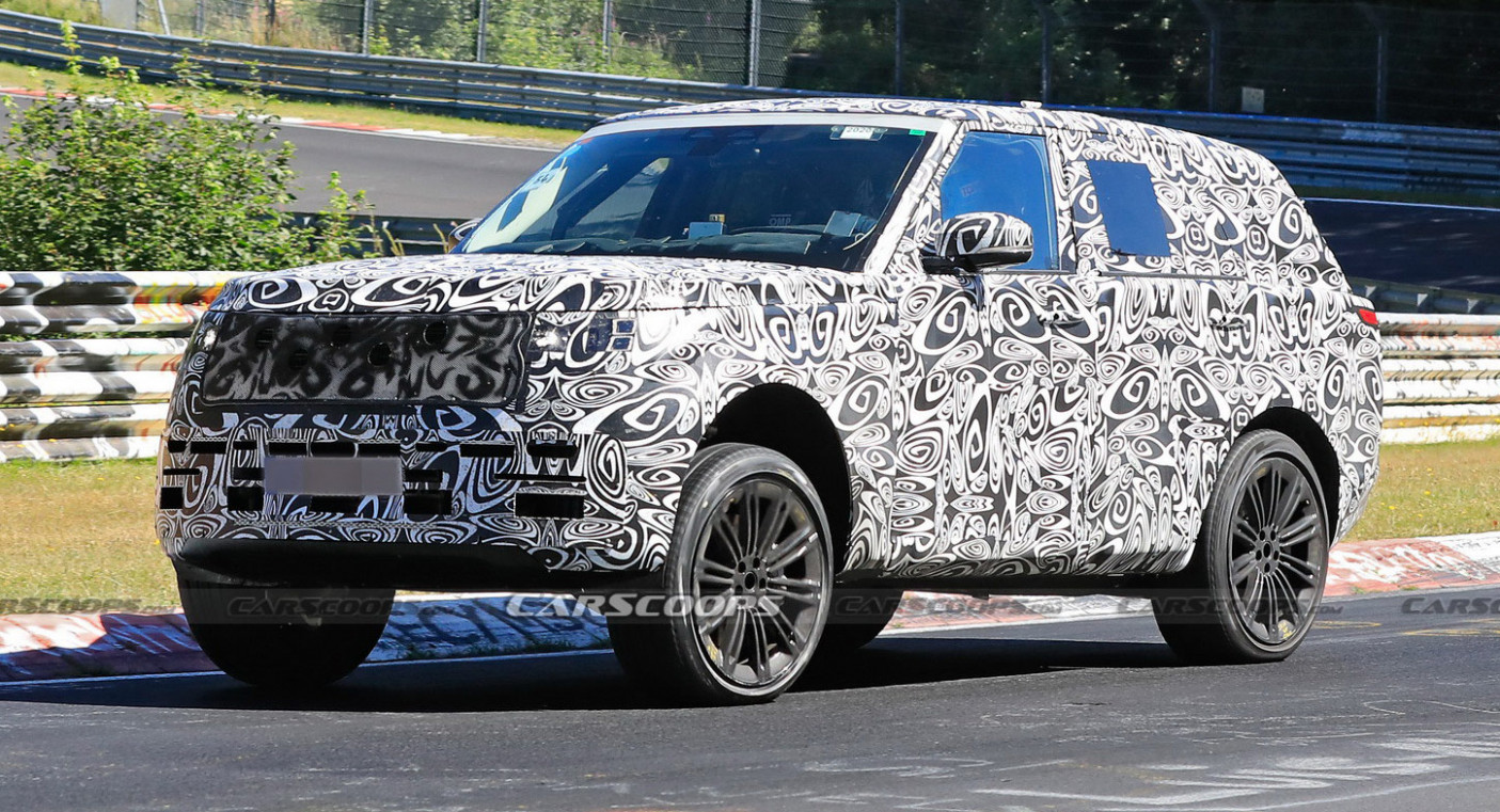 Rumors 2022 Range Rover Evoque