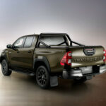 New Review 2022 Toyota Hilux Spy Shots