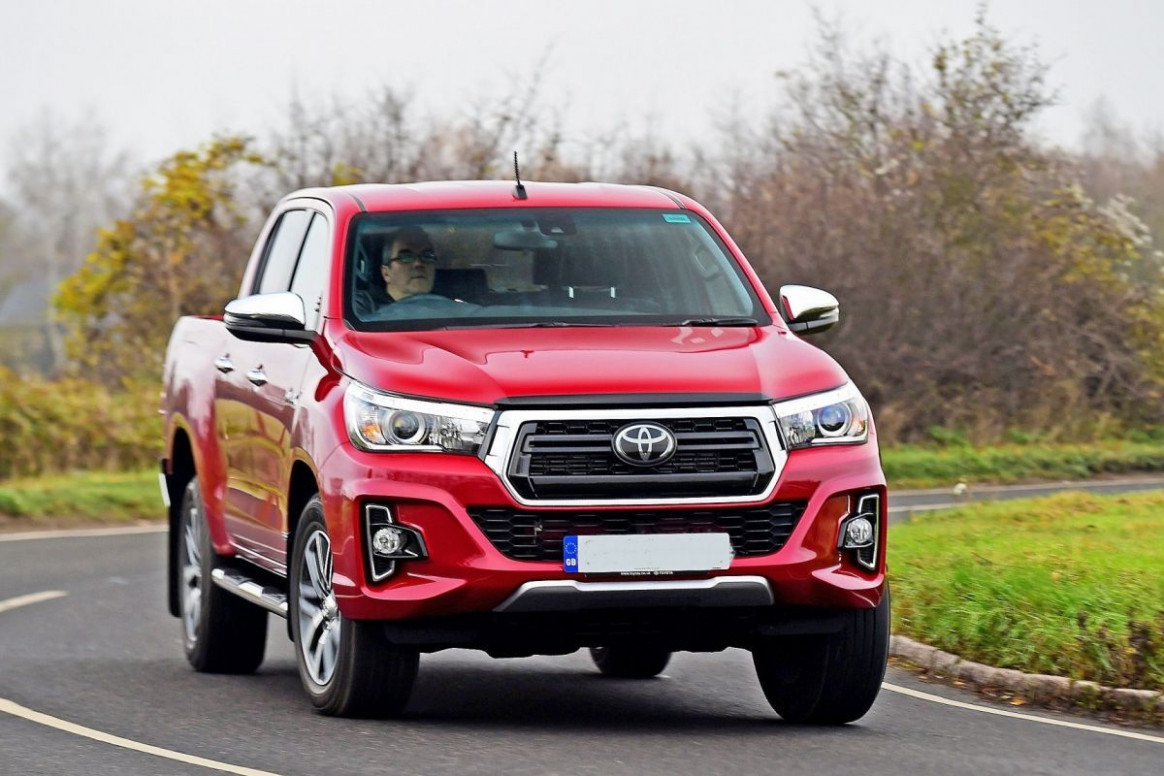 Price, Design and Review 2022 Toyota Hilux
