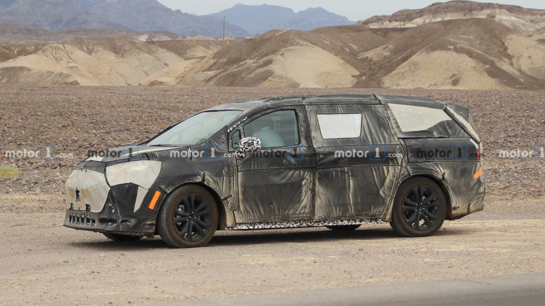 Redesign and Review 2022 Toyota Sienna