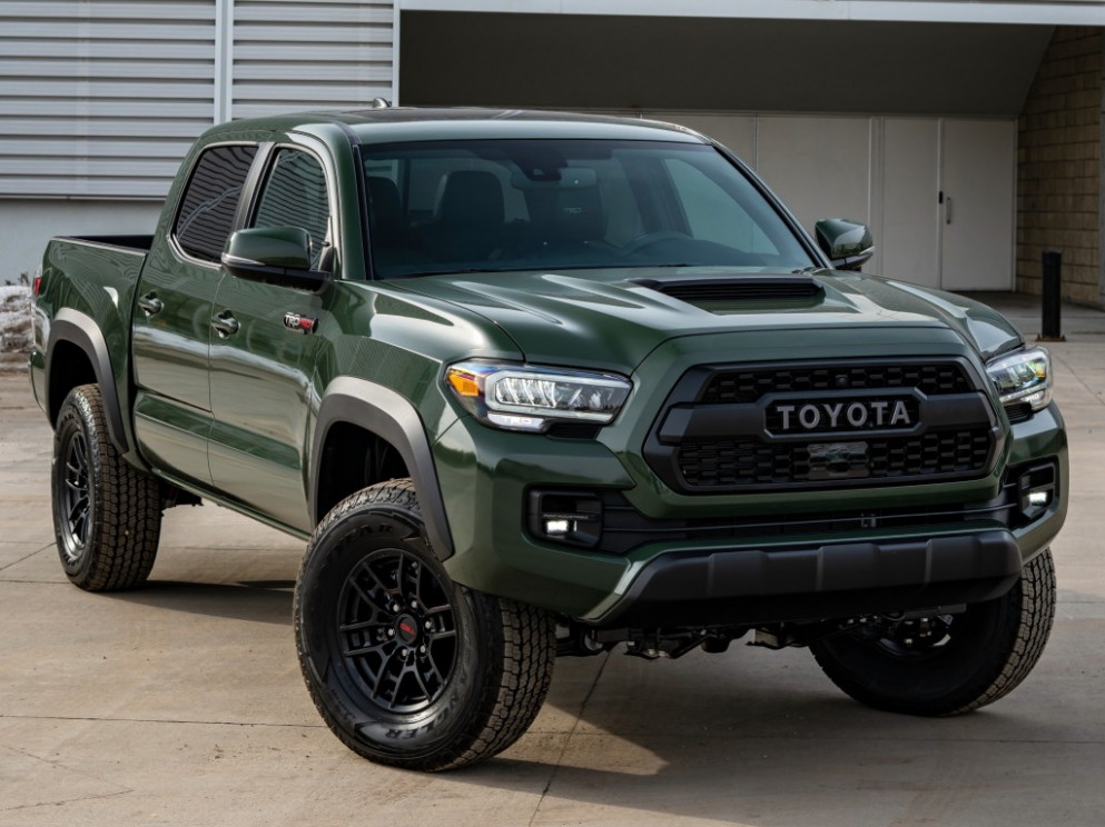 Redesign and Review 2022 Toyota Tacoma Release Date