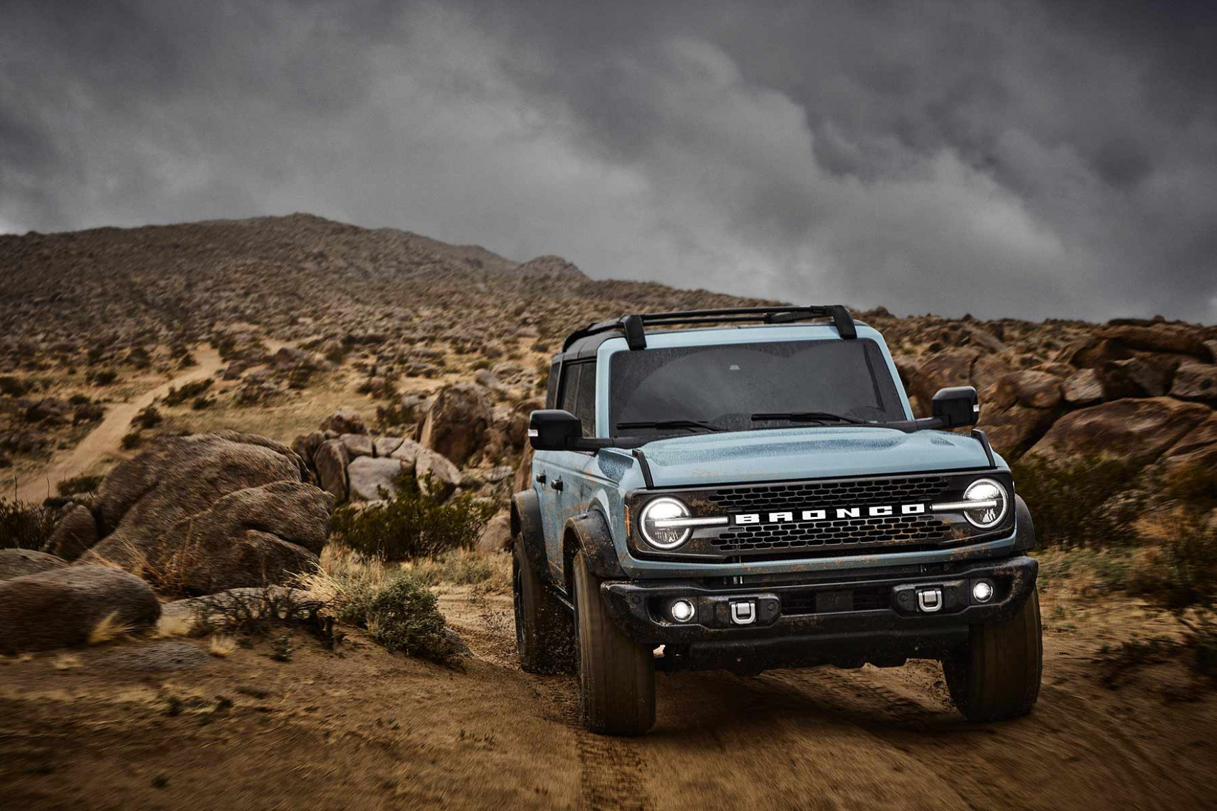Performance and New Engine Ford Bronco 2022 Uk