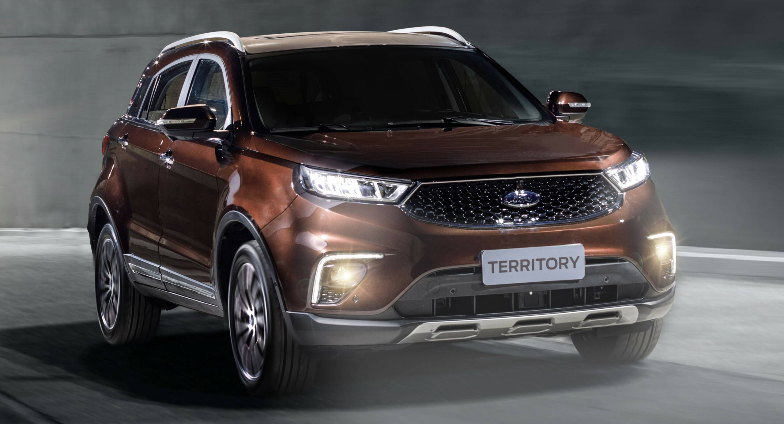 Review Ford Territory 2022