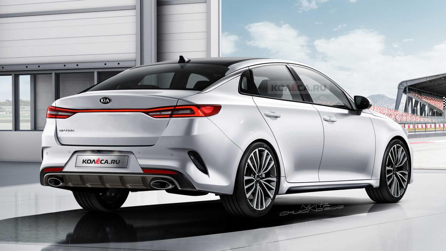 Specs and Review Kia Optima Gt 2022
