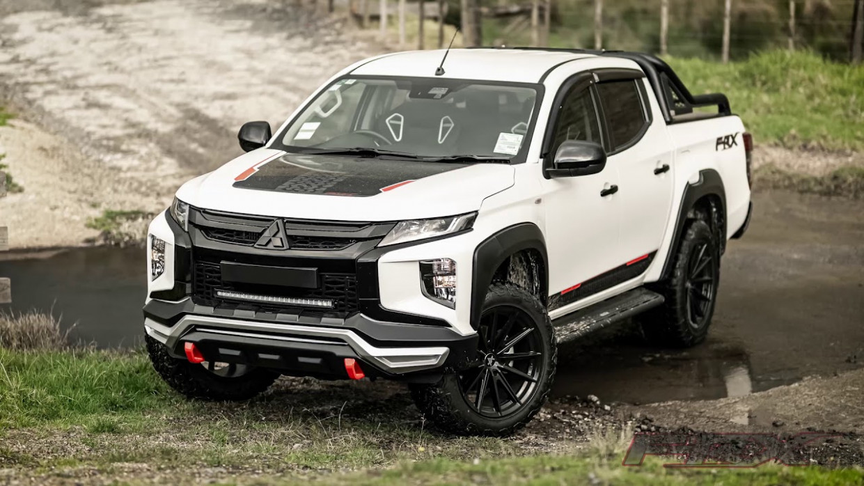 Pricing Mitsubishi New Triton 2022