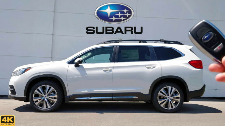 new review subaru ascent 2019 vs 2022 - cars review : cars