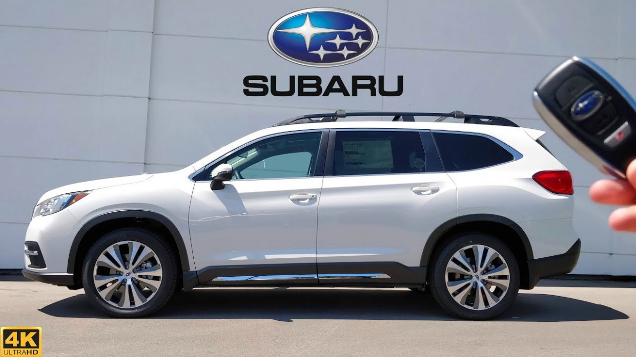 Performance Subaru Ascent 2019 Vs 2022