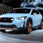Spy Shoot Subaru Xv 2022 Review