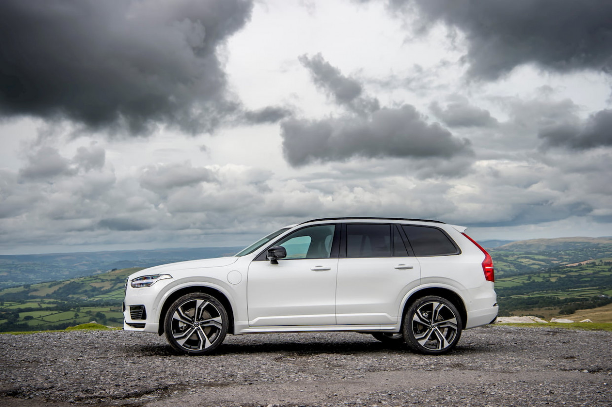 Concept and Review Volvo Model Year 2022