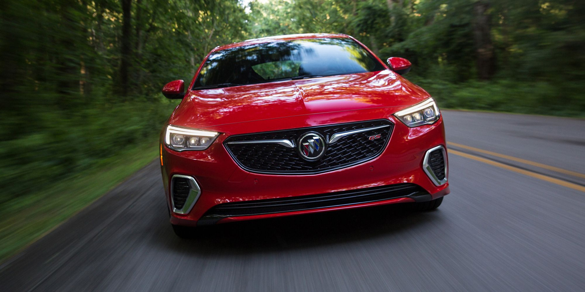 Spy Shoot 2022 Buick Regal Gs Coupe