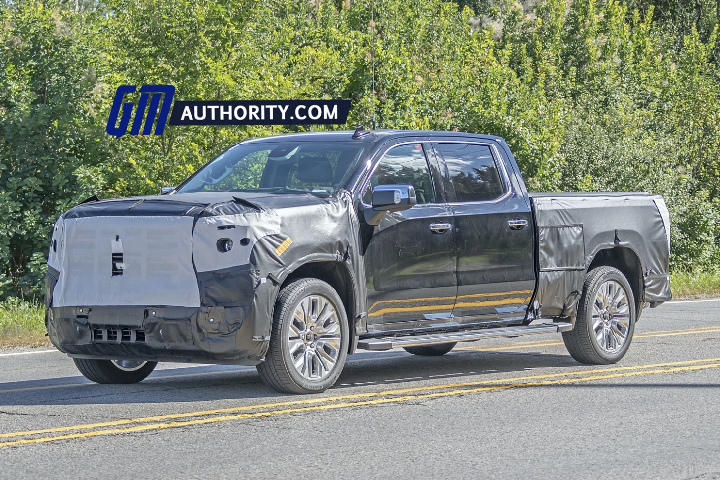 Exterior 2022 Gmc Sierra Build And Price