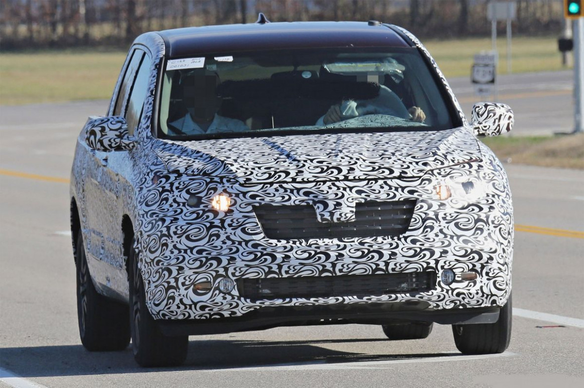 New Model and Performance 2022 Honda Ridgeline