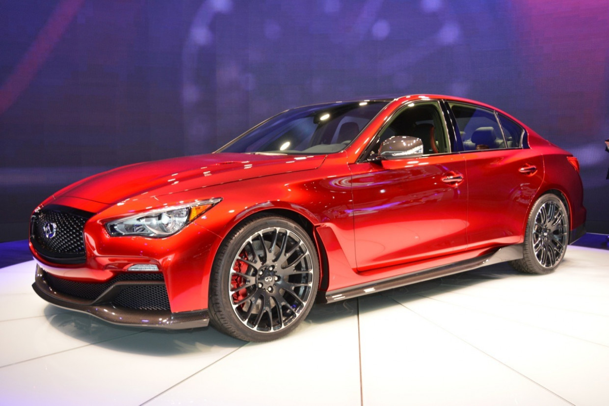 Redesign 2022 Infiniti Q50 Coupe Eau Rouge