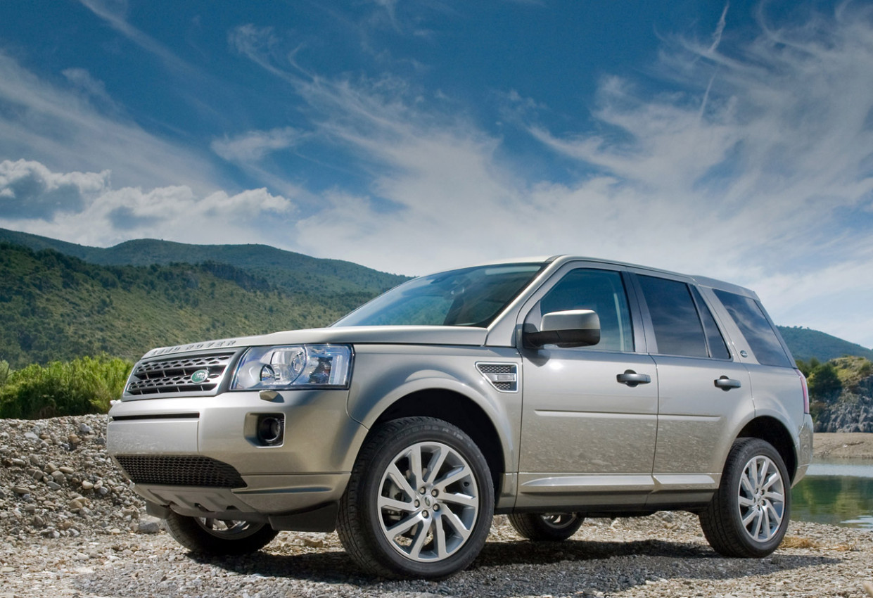New Review 2022 Land Rover Lr2