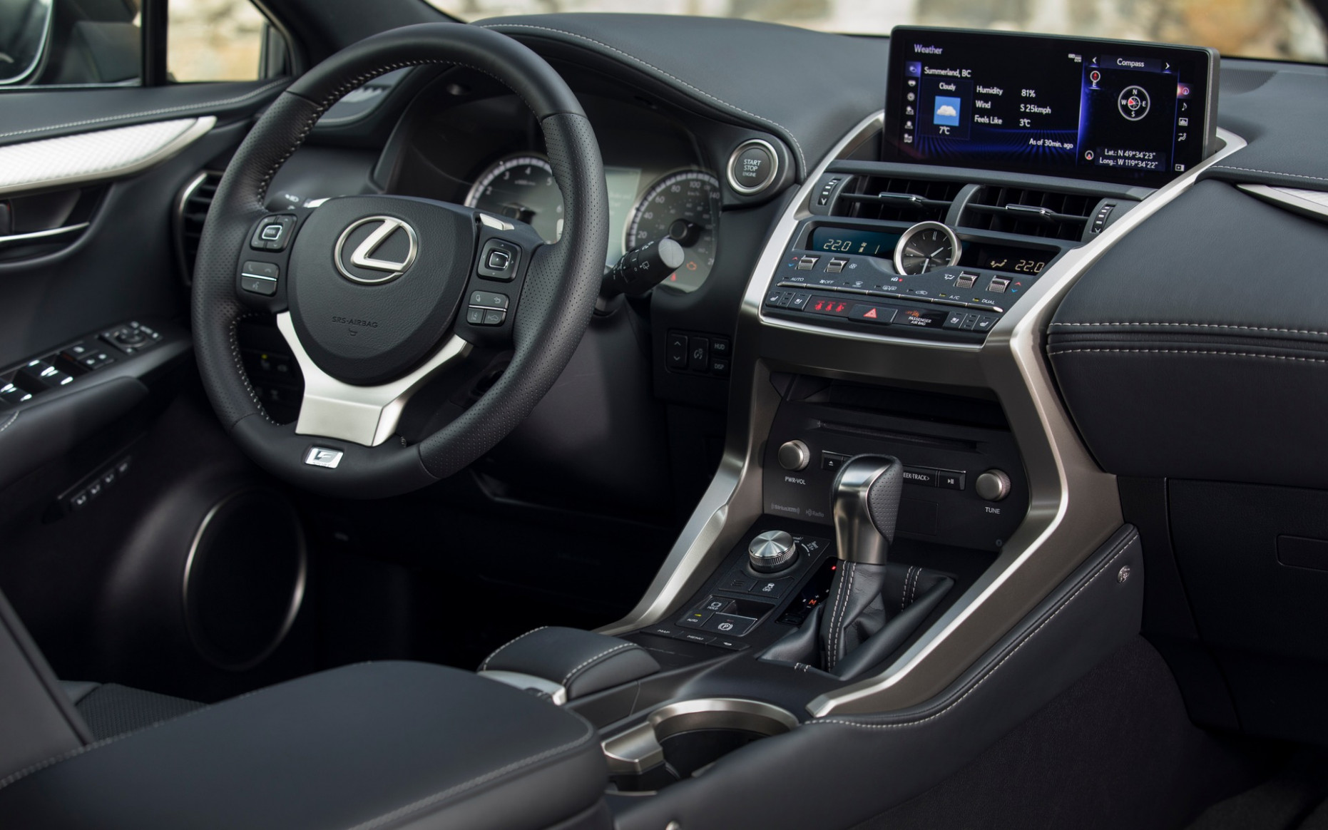 Price, Design and Review 2022 Lexus NX 200t