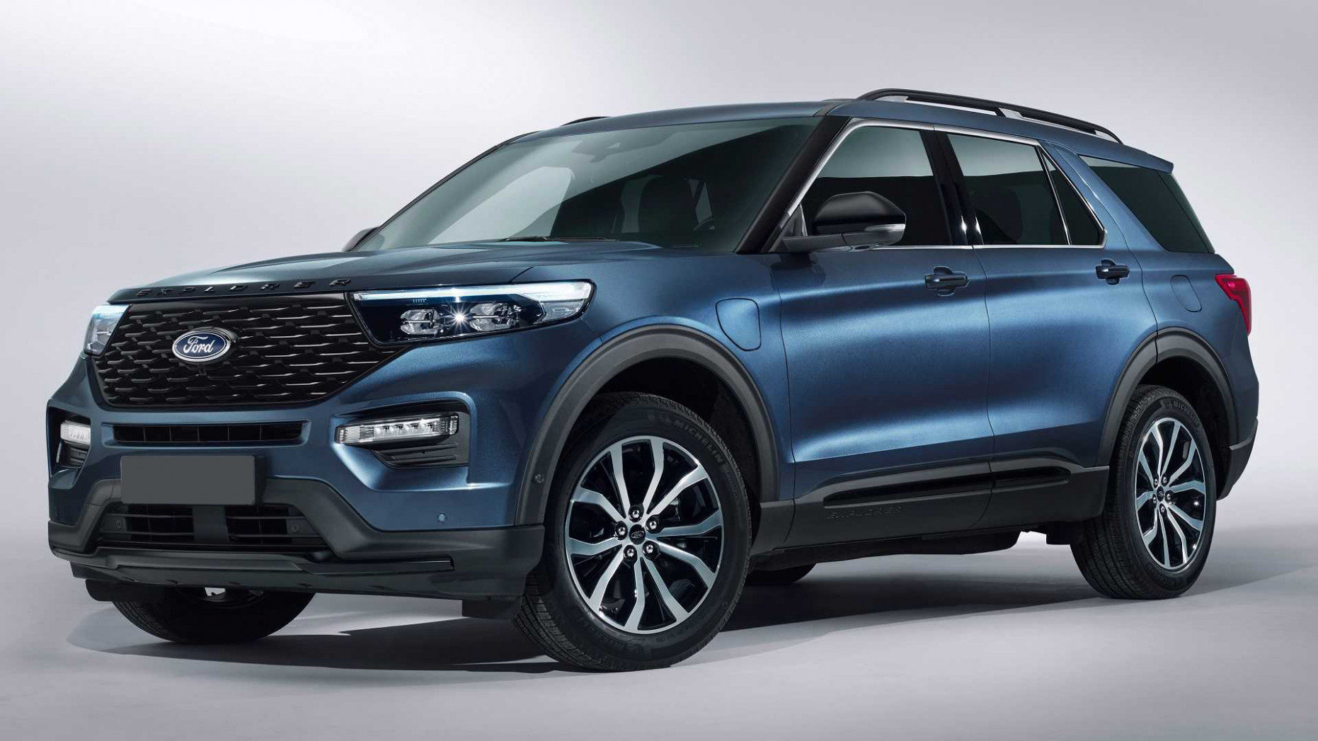 First Drive 2022 The Ford Explorer