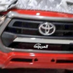 Overview 2022 Toyota Hilux Spy Shots