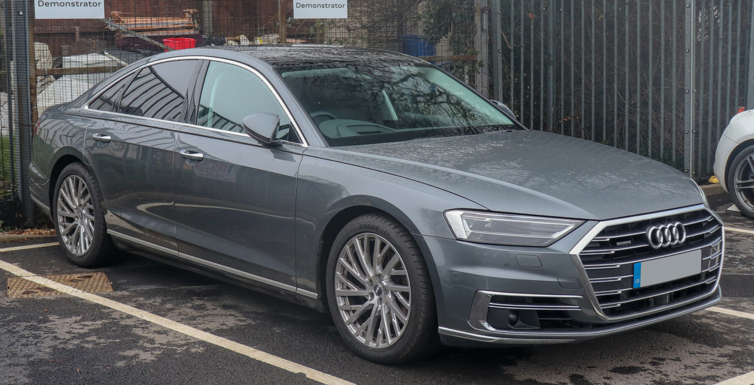 Price and Release date Audi A8