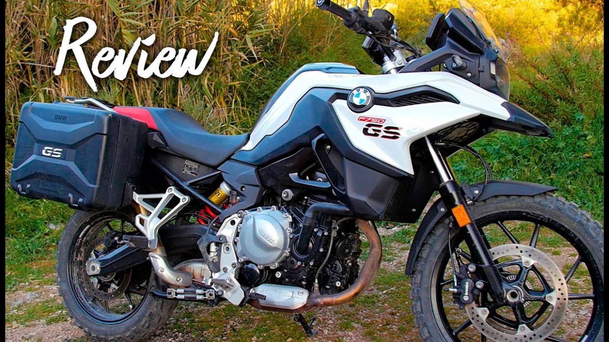 First Drive BMW F750Gs 2022