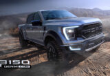 overview ford f150 raptor 2022