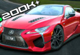 overview lexus rc 2022