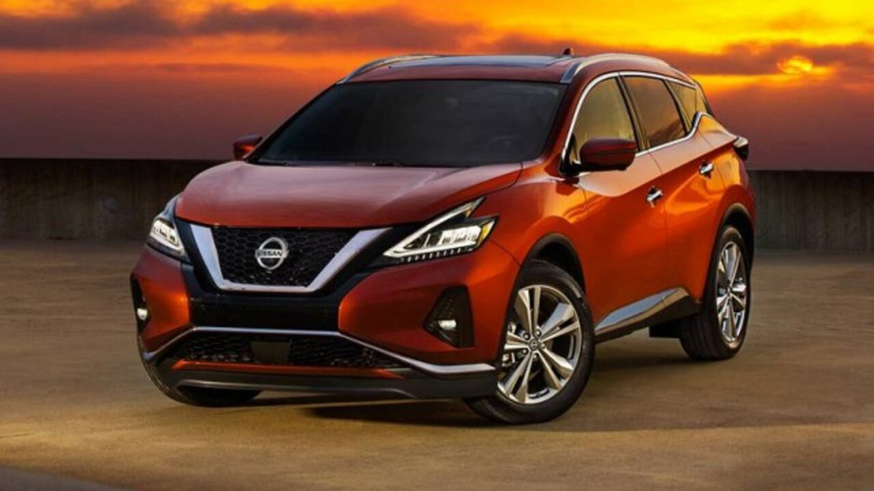 Review Nissan Murano 2022