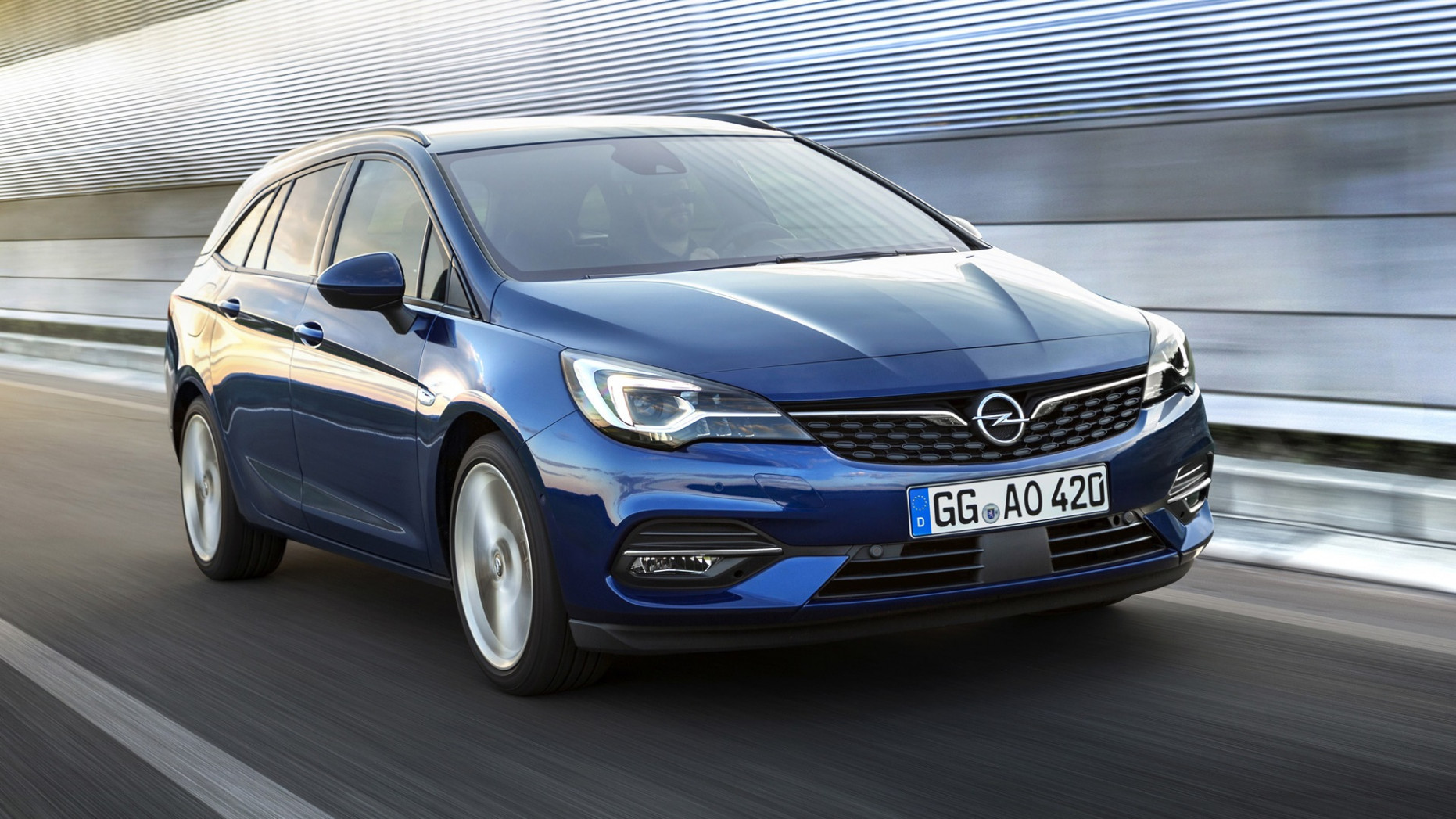 opel astra k sports tourer 2022 - cars review : cars review