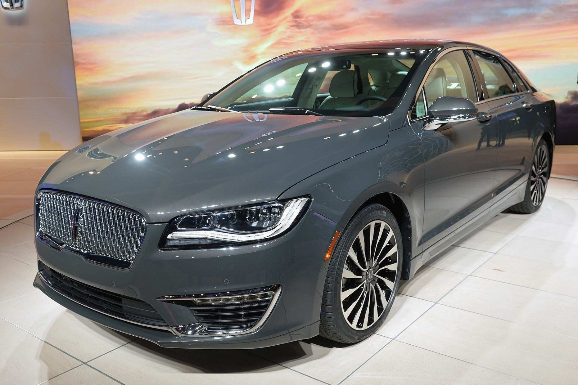 Concept and Review Spy Shots Lincoln Mkz Sedan