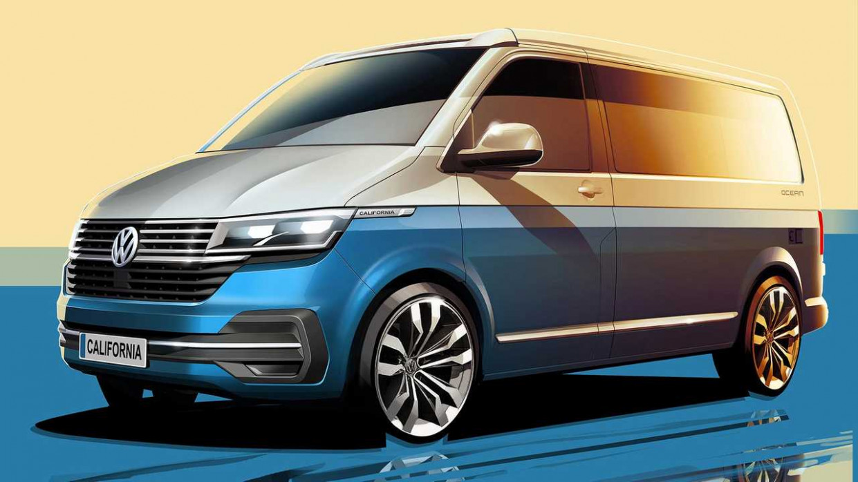 Price, Design and Review Volkswagen California 2022