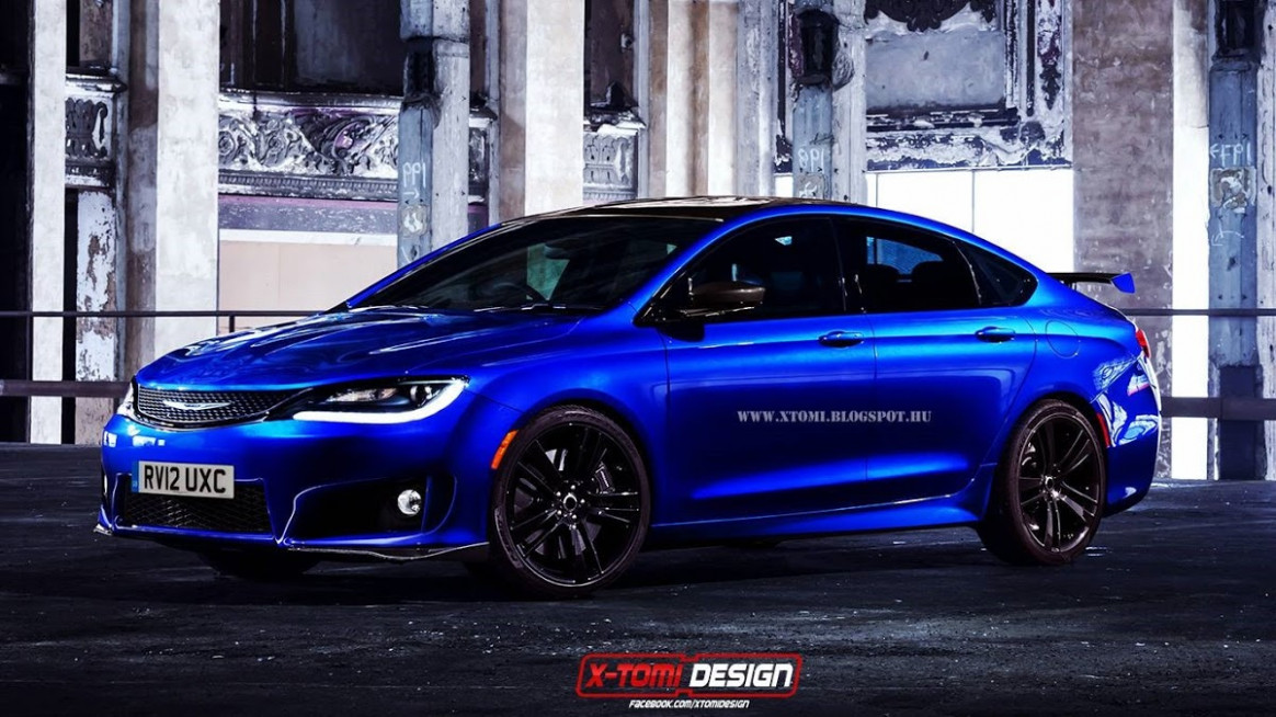 Release Date and Concept 2022 Chrysler 200