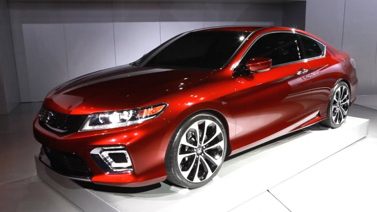 Price and Release date 2022 Honda Accord Coupe Sedan