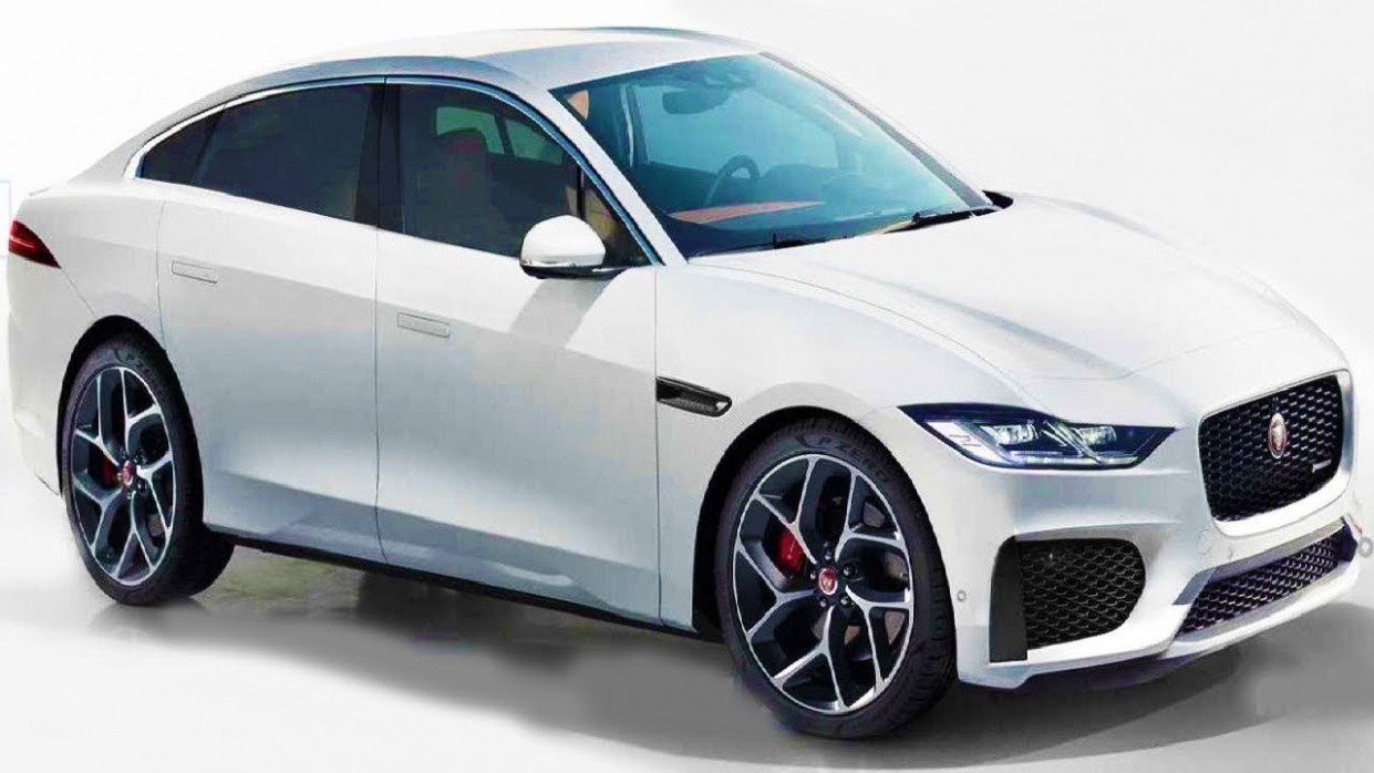 Price and Review 2022 Jaguar Xf Rs