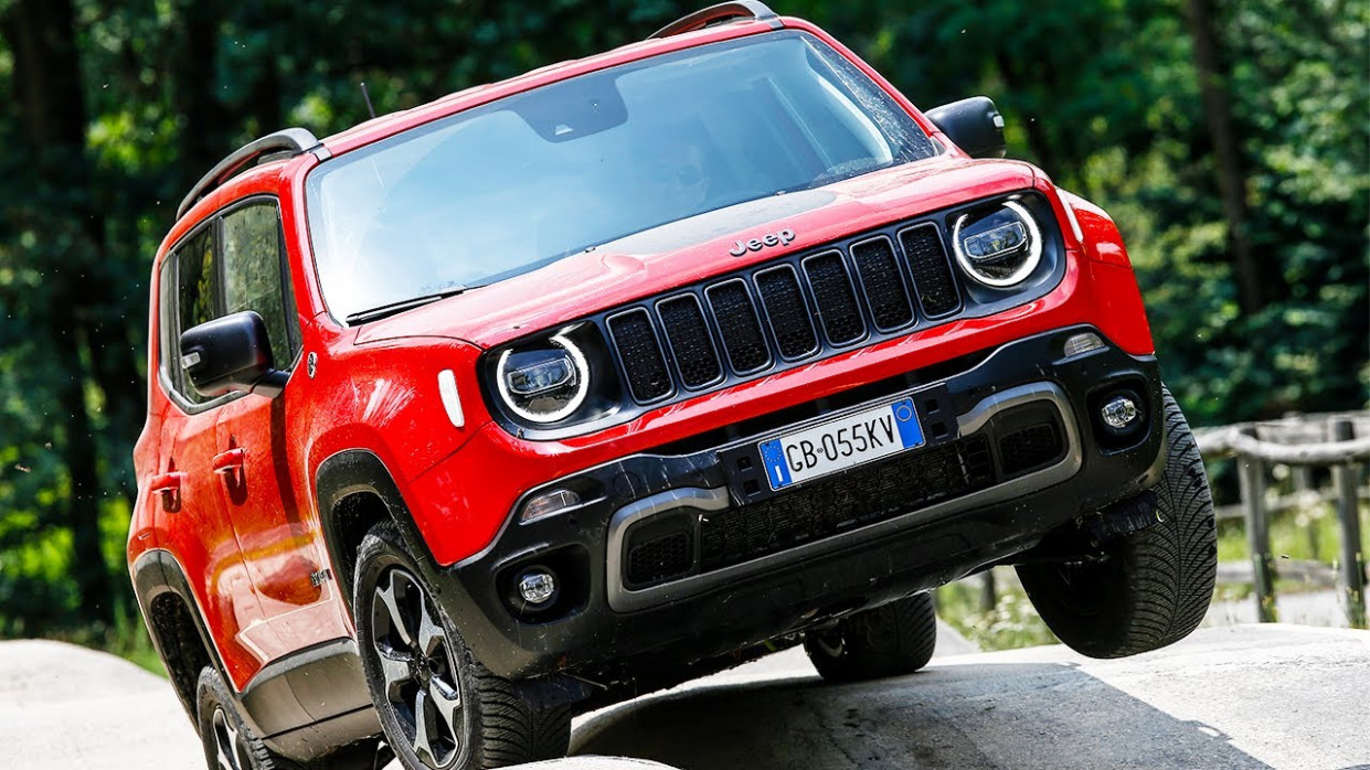 Research New 2022 Jeep Renegade