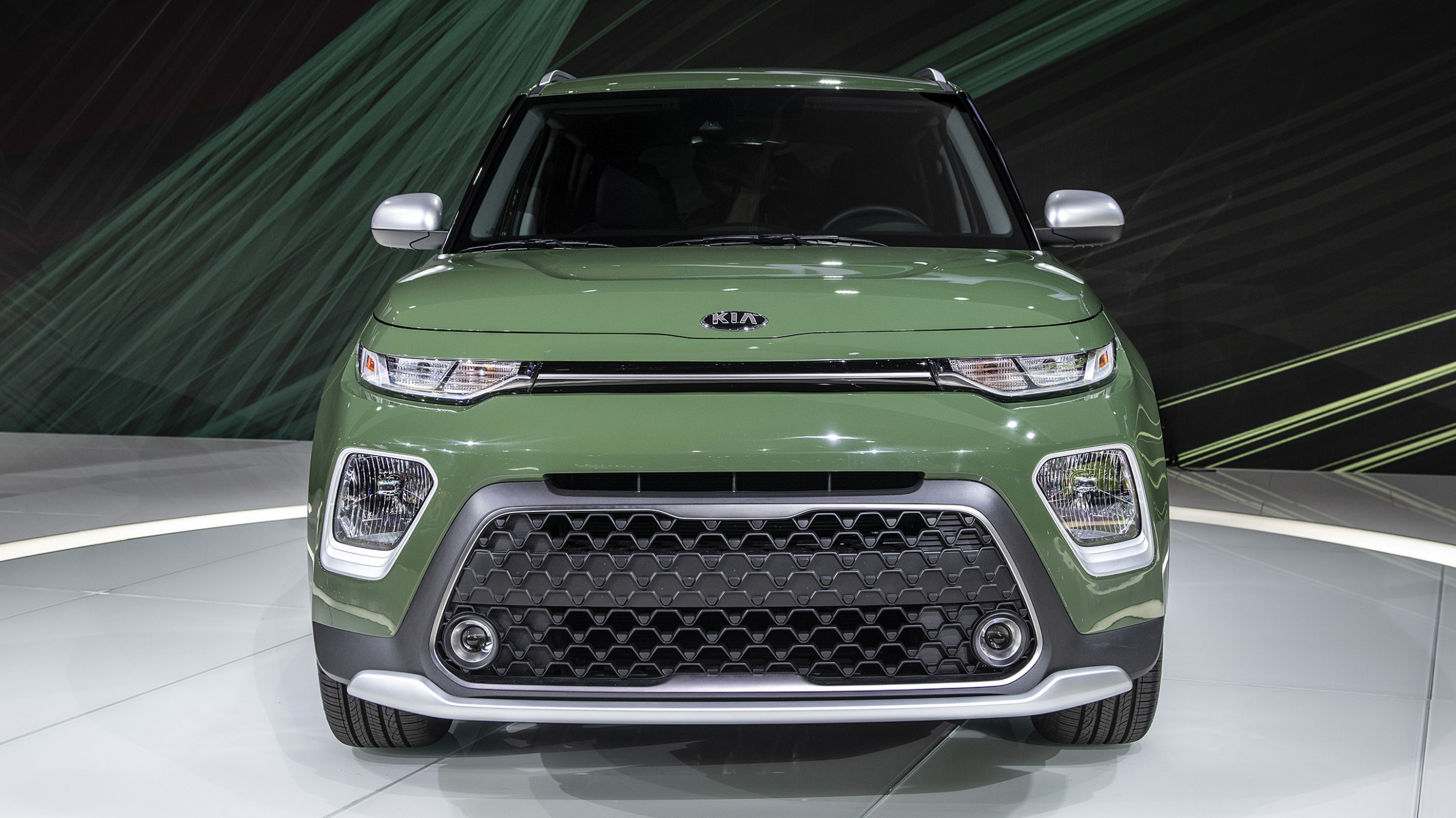 Price, Design and Review 2022 Kia Soul Undercover Green