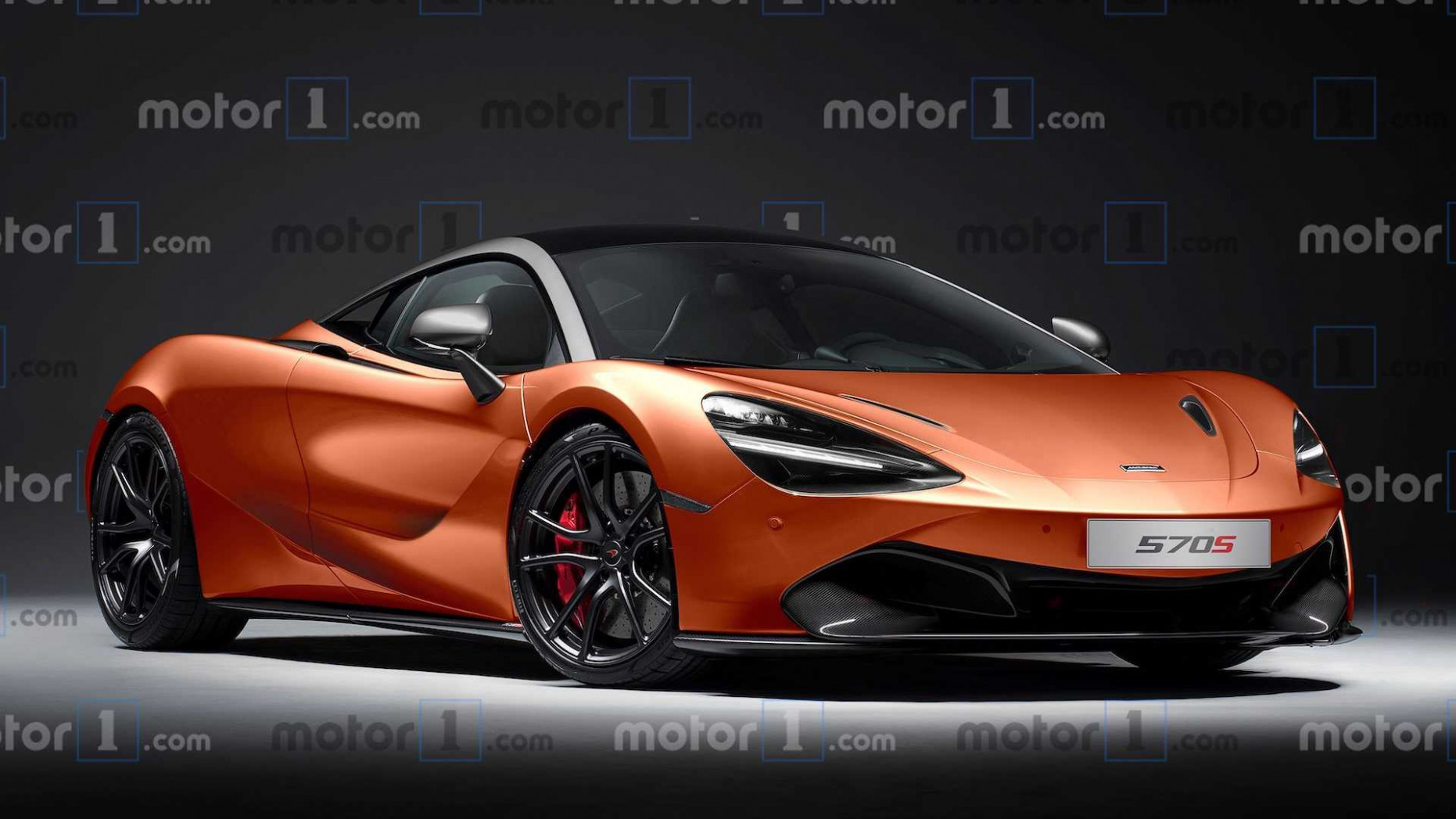 Redesign and Concept 2022 McLaren 570S Coupe