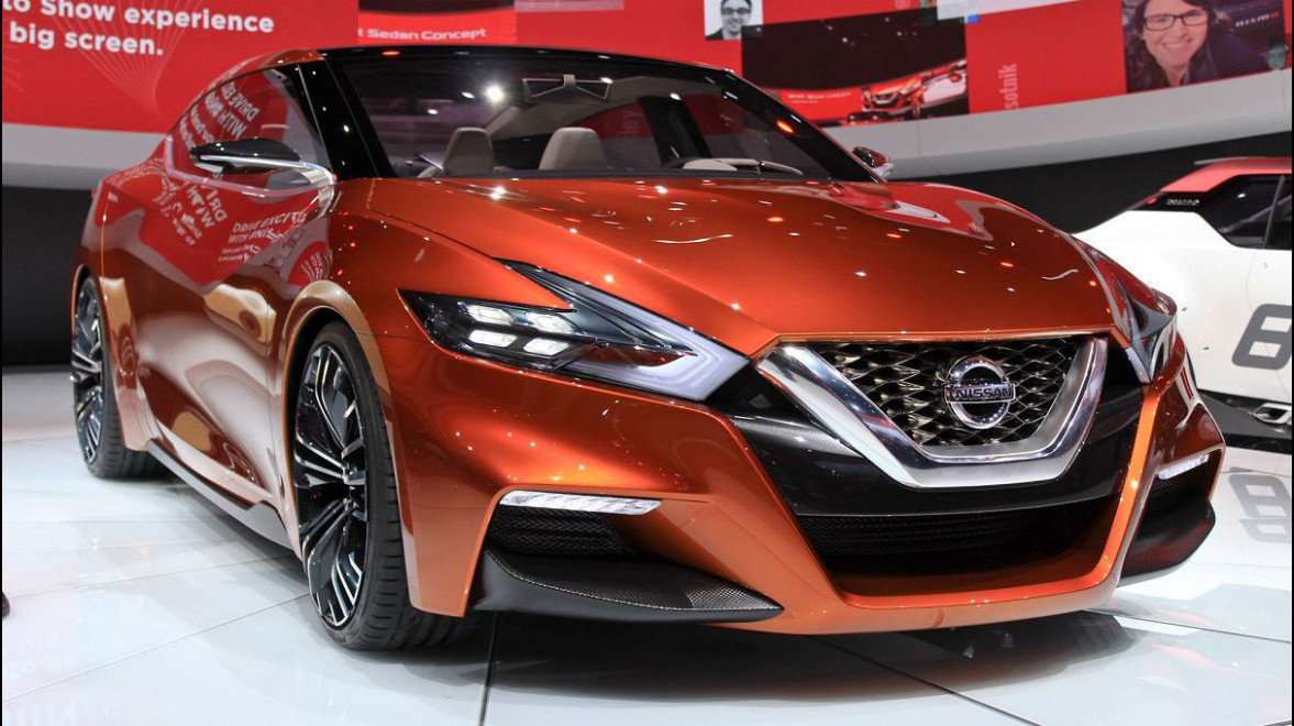 Redesign and Concept 2022 Nissan Maxima