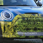 Engine 2022 Spy Shots Mini Countryman