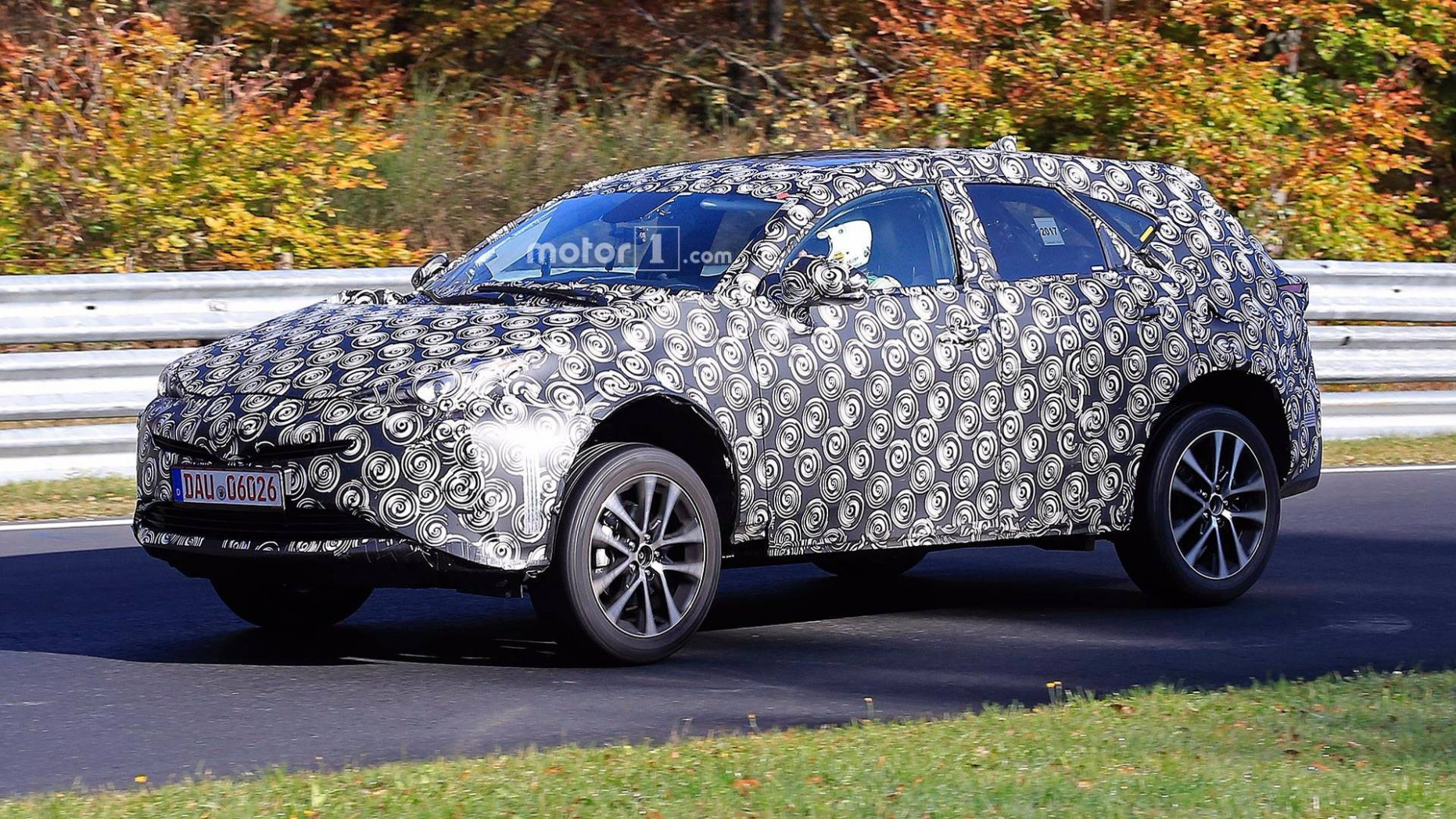 New Model and Performance 2022 Spy Shots Toyota Prius