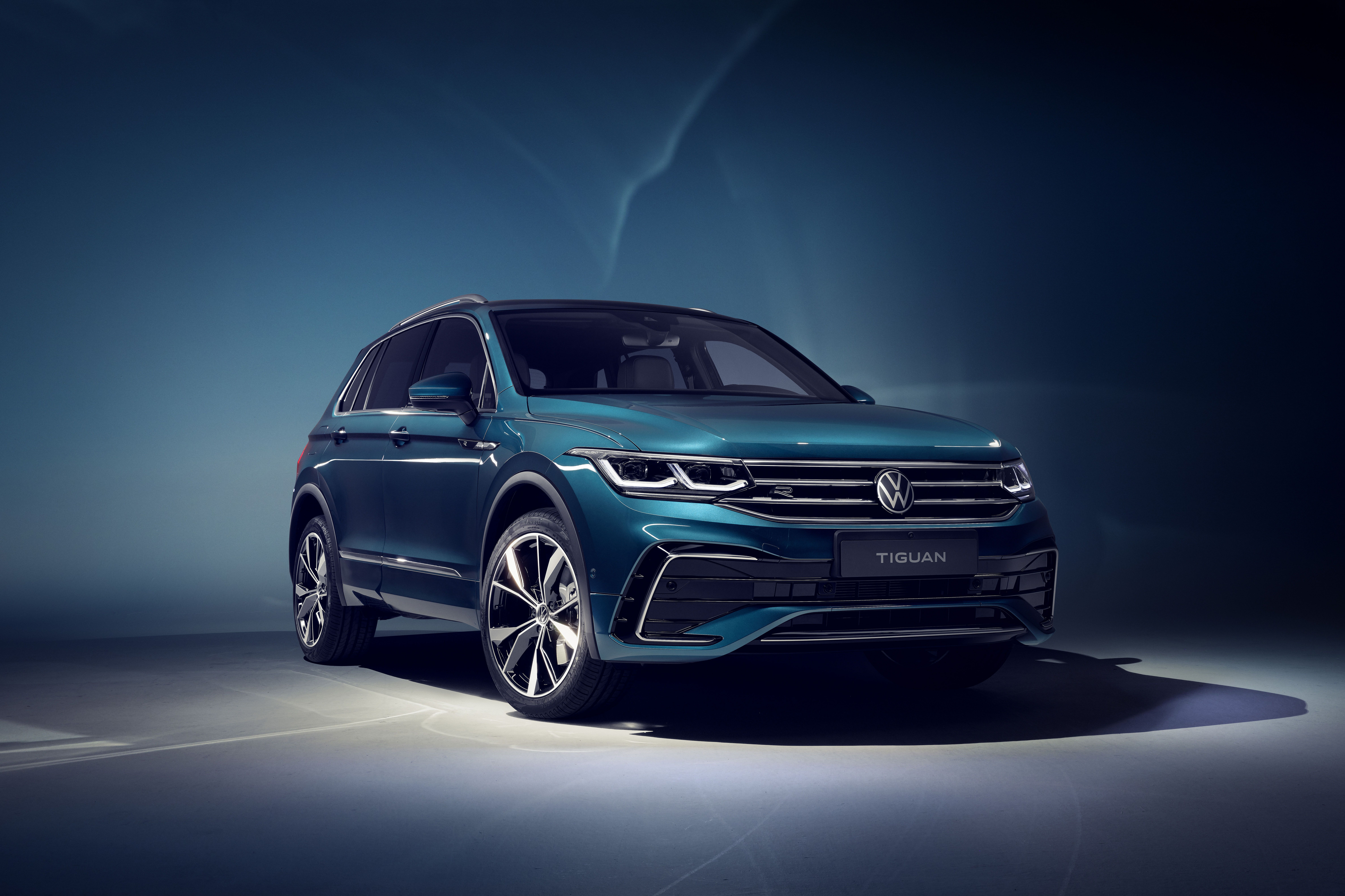 Performance 2022 VW Tiguan