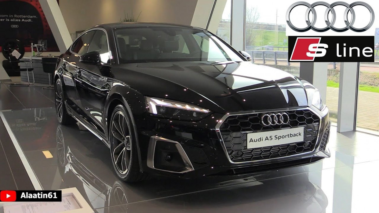 Picture 2022 Audi A5s